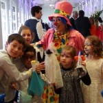 animation clown-enfants-mariage, Les Yeux d'Artifice