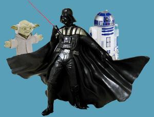 anniversaire enfant, Star wars, lesyeuxdartifice